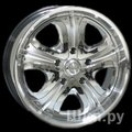 Racing Wheels H-382 8,5x20 5x120 ET 45 Dia 74,1 (HS/CW) - фото 1