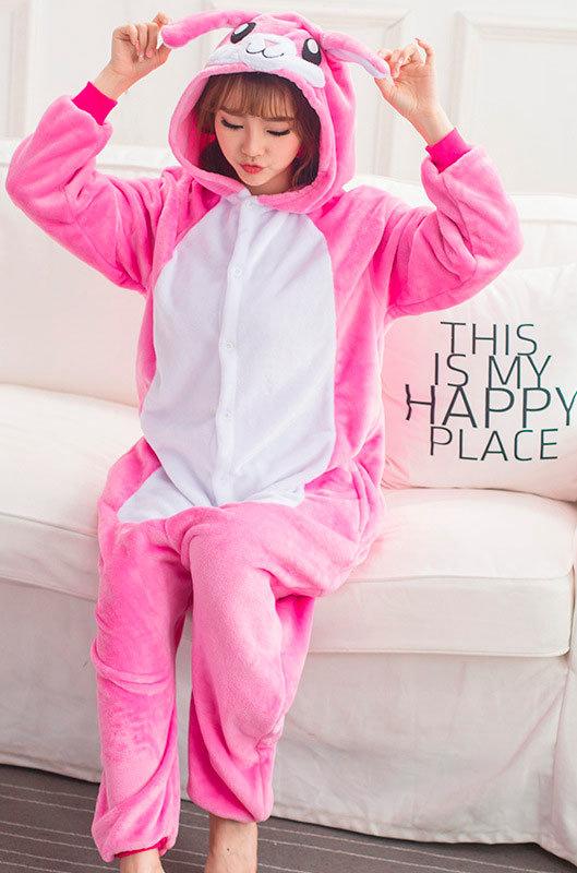 Детская пижама кигуруми кролик - купить в Москве по выгодной цене 46de1c6dffb1a