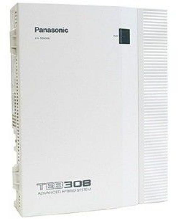 АТС Panasonic KX-TEB308RU (аналоговая)
