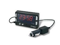 Электронные часы для автомобиля Спектр СК 0210 Ч-К