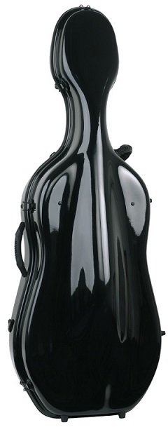 GEWA Idea Futura Cello case кофр для виолончели черно/красный