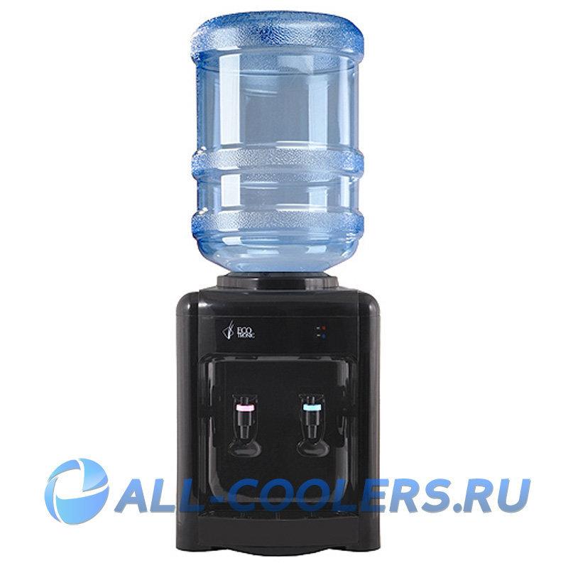 Кулер для воды настольный Ecotronic H2-TE Black
