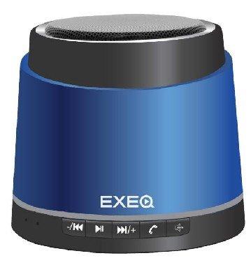 Портативная акустика EXEQ SPK-1205 BLUETOOTH/6Вт синий