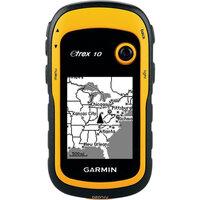 Туристический навигатор Garmin eTrex 10 GPS/GLONASS Russia