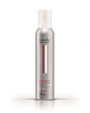 мусс для волос Londa Пена для укладки волос сильной фиксации Volume Mousse Expand