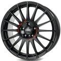 Диск OZ Superturismo GT 8x17/5x105 D56.6 ET40 Matt Black Red Lettering - фото 1