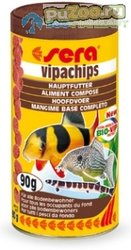 sera Корм д/рыб vipachips основной корм д/донных рыб и ракообразных (100мл)