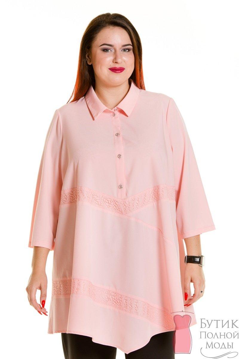 b8060341057 Рубашки туники для полных купить ▽ в интернет магазине через ...