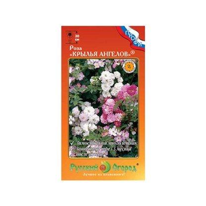 Семена цветов Роза Крылья Ангелов Русский огород
