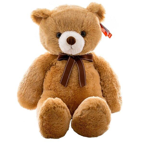 Мягкая игрушка Aurora 15-324 Аврора Медведь коричневый, 65 см