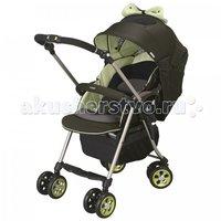 Прогулочная коляска Combi Miracle Turn Premier Green Leaf
