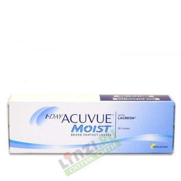 Acuvue 1-Day Moist (30 линз)