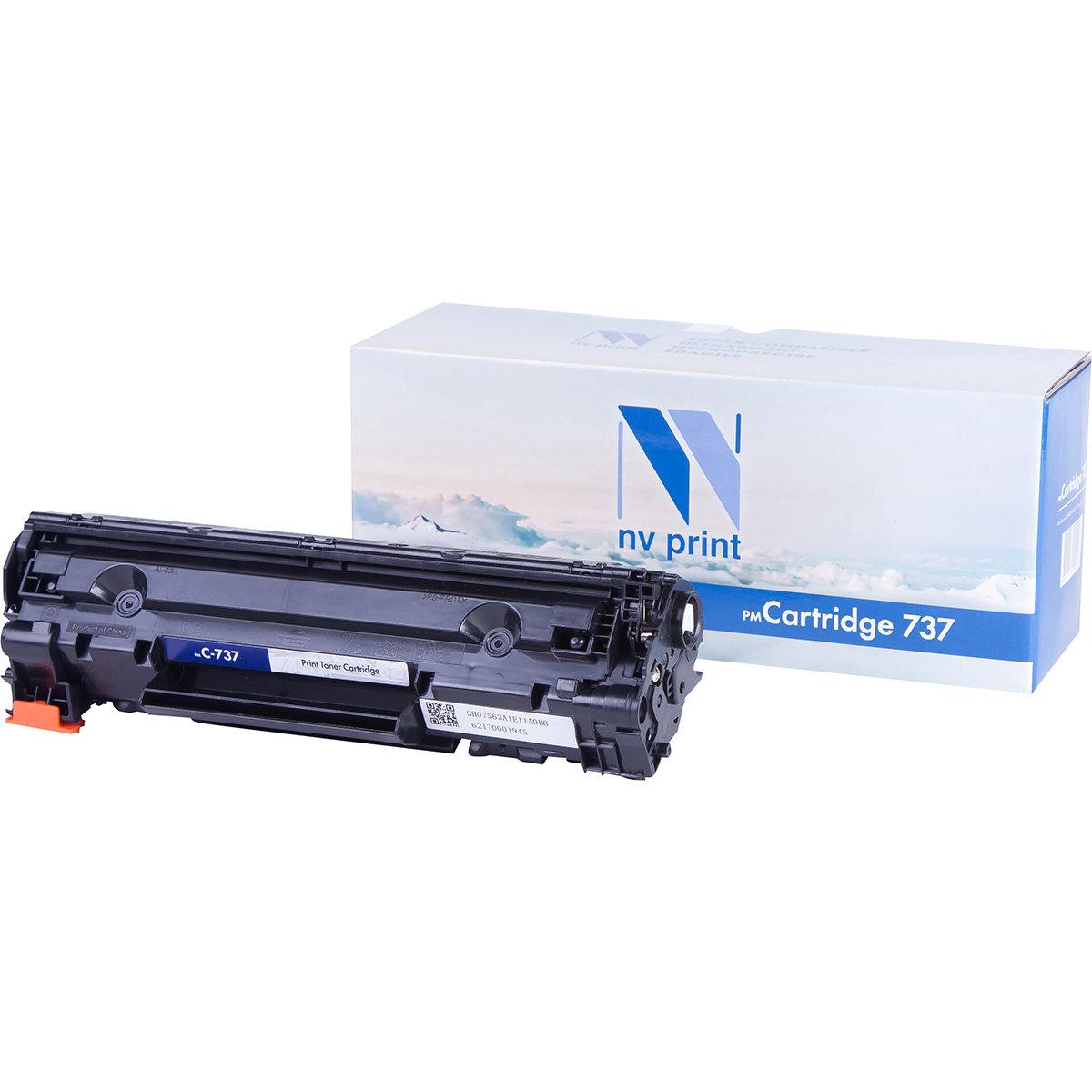 Картридж NV-Print Cartridge 737 (9435B004) (NV-Cartridge737)