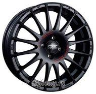 Диск OZ Racing Superturismo GT 8x17/5x105 D56.6 ET40 Matt Black Red Lettering - фото 1