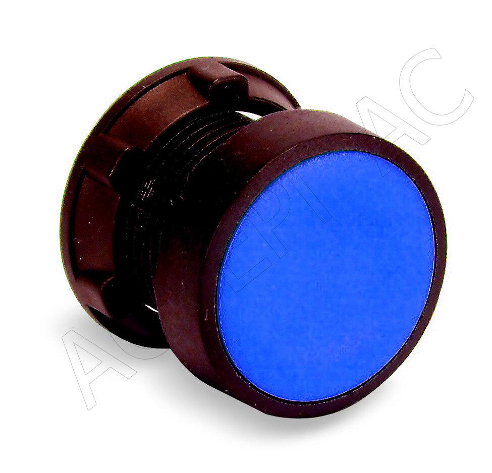 Кнопка синяя без фиксации (только корпус) Schneider Electric, ZB5AA6