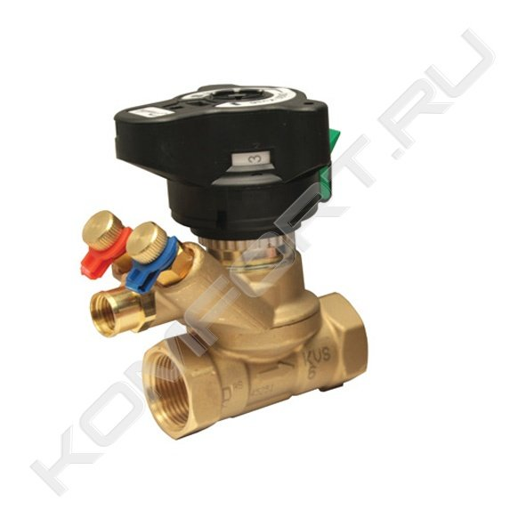 Балансировочный клапан MSV-BD, Ду 50 ВР, Kvs 40.0, Danfoss 003Z4006