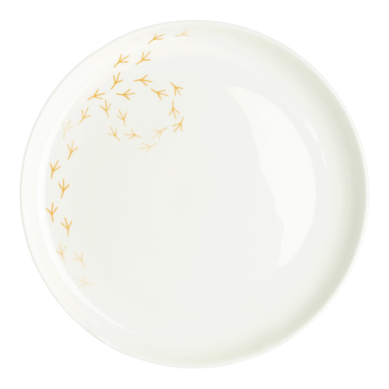 Kuchenland (S) Тарелка десертная, 20 см, 2шт, Bird, Trio