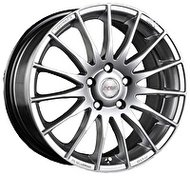 Racing Wheels H-428 7x17 5x114.3 ET 40 Dia 67.1 BK F/P - фото 1