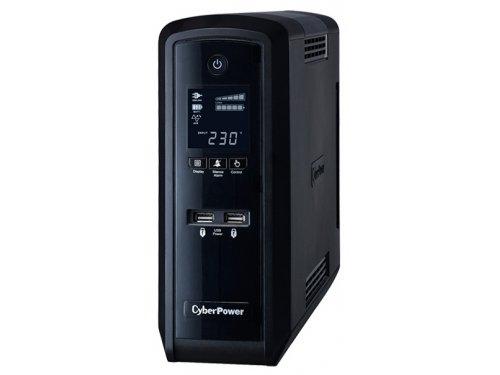 Источник бесперебойного питания CyberPower CP1300EPFCLCD 1300VA/780W , черный
