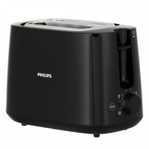 Тостер Philips HD2581 черный