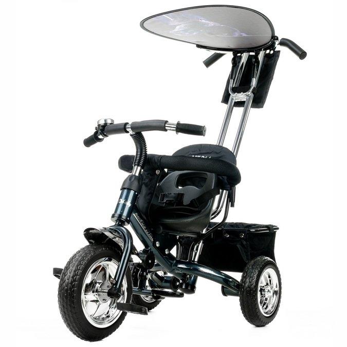 Детский трехколесный велосипед Liko Baby LB 772 Черный