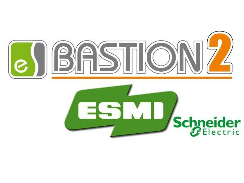 ПАК СКУД ELSYS Бастион-2-Esmi FX Net