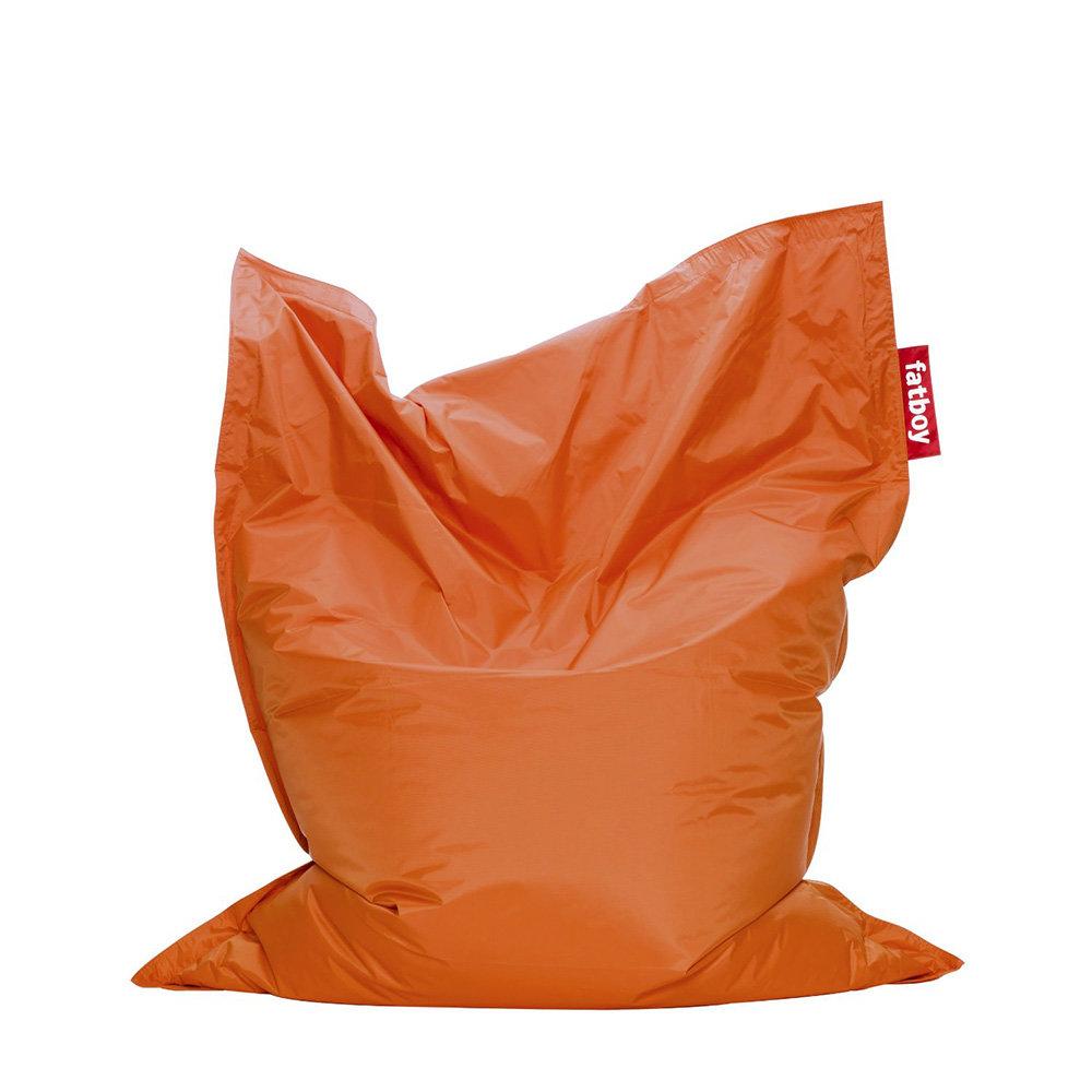 Кресло-мешок Fatboy the original оранжевое Fatboy