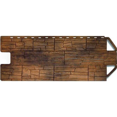 Цокольный сайдинг (фасадные панели) Канзас (45см)