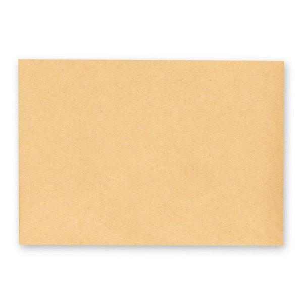 Конверт почтовый, С5 (162x229 мм), крафт, декстрин (1000 штук)