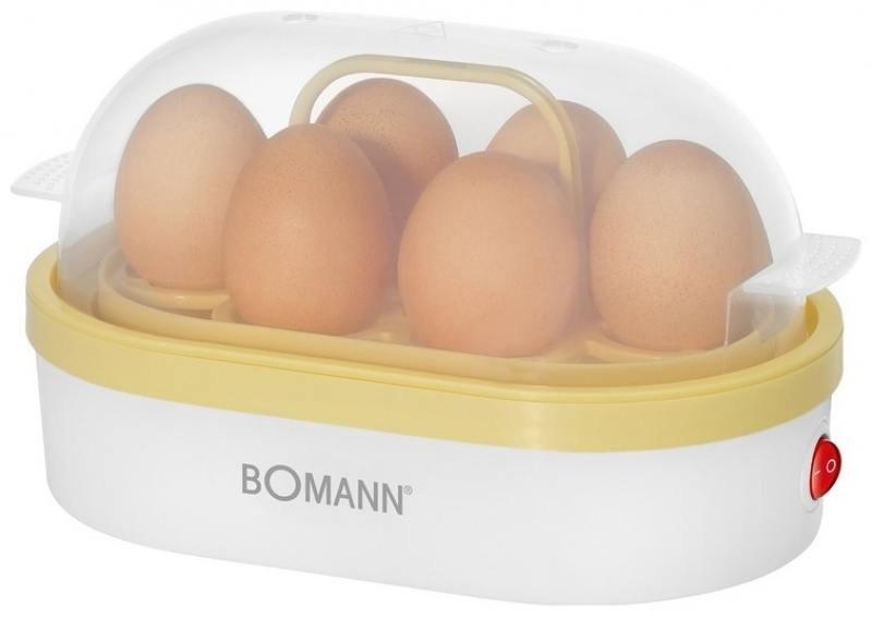 Яйцеварка Bomann EK 5022 CB vanilla