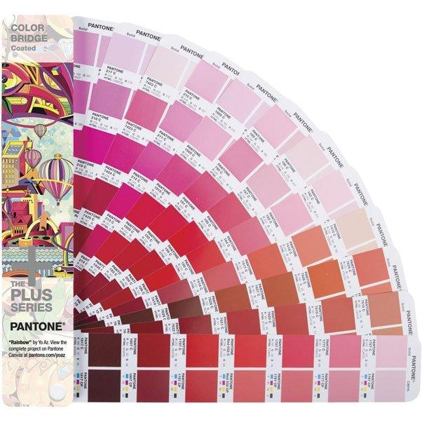 Цветовой справочник PANTONE Color Bridge Guide Coated