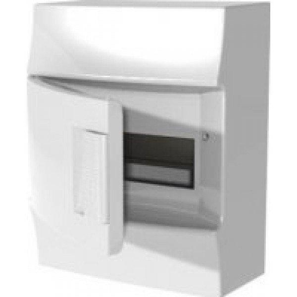 Щит настенный ABB Mistral41 8М непрозрачная дверь