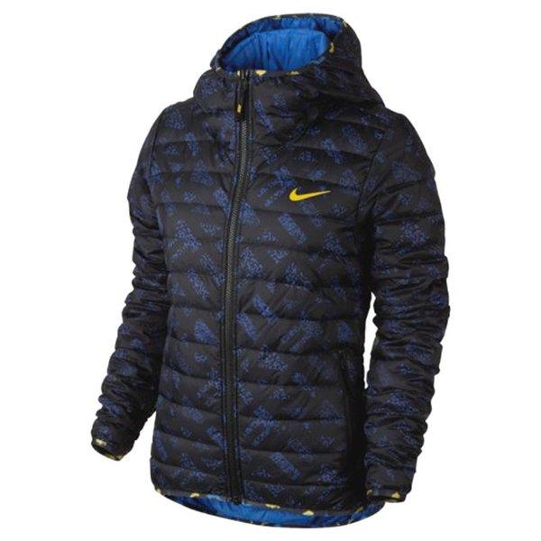 Куртка спортивная NIKE VICTORY 550 HOOD JKT-AOP 683865-480