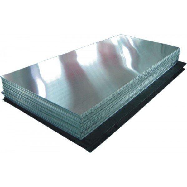 Металл-Групп Лист стальной оцинкованный 0,5х1250х2500 мм