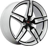 Колесный диск YOKATTA MODEL-21 6.5x16/5x112 D57.1 ET50 Черный - фото 1
