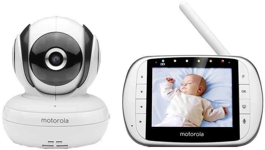 Видеоняня Motorola MBP36S (белый)
