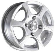 Колесные диски SKAD Аэро 5x13 4x114.3 ET45 D69.1 Серебристый (арт.1650308) - фото 1