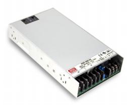 Преобразователь AC-DC сетевой Mean Well RSP-500-12 источник питания 12В с диапазоном входных напряжений 85-264 В, мощность 500,4Вт
