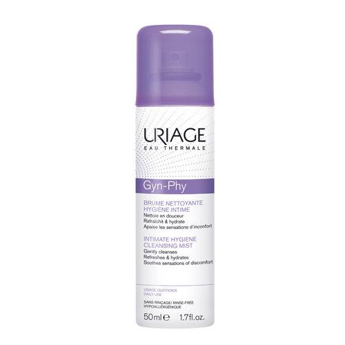 Uriage Жин-Фи Очищающая дымка-спрей для интимной гигиены 50 мл (Uriage, Интимная гигиена)