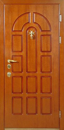 двух листовая железная дверь в интернет магазине