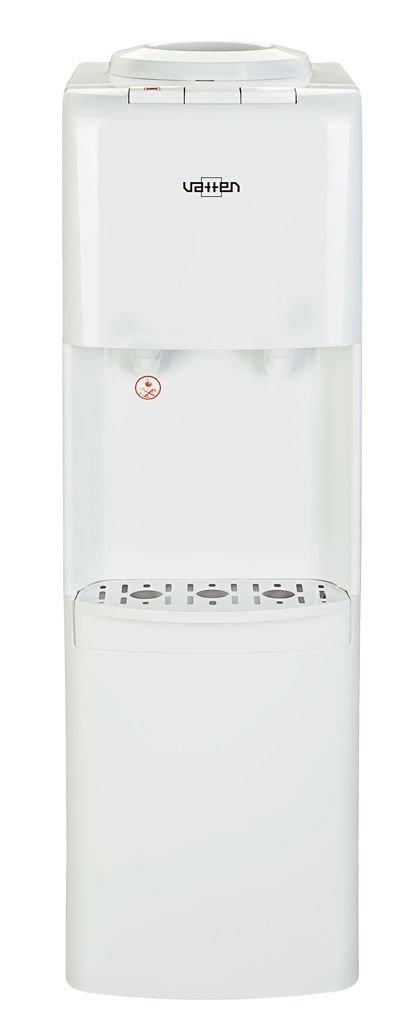 Кулер для воды Vatten V41WE напольный, с нагревом и охлаждением