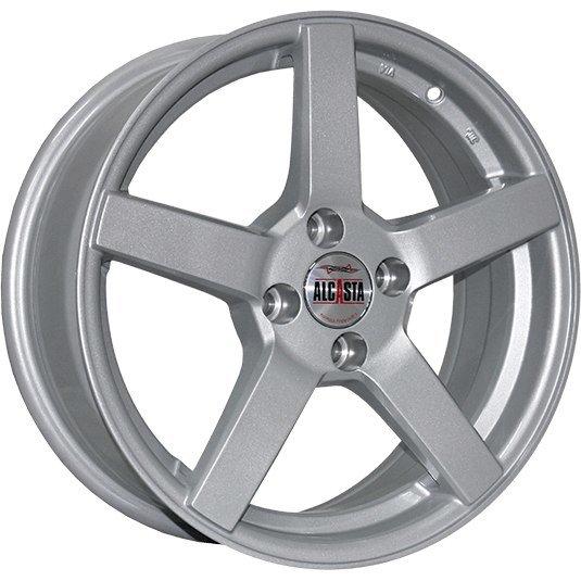 Колесный диск ALCASTA M45 6.5x16/5x112 D57.1 ET50 Серебристый