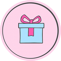 Подарочная коробка на Ваш выбор