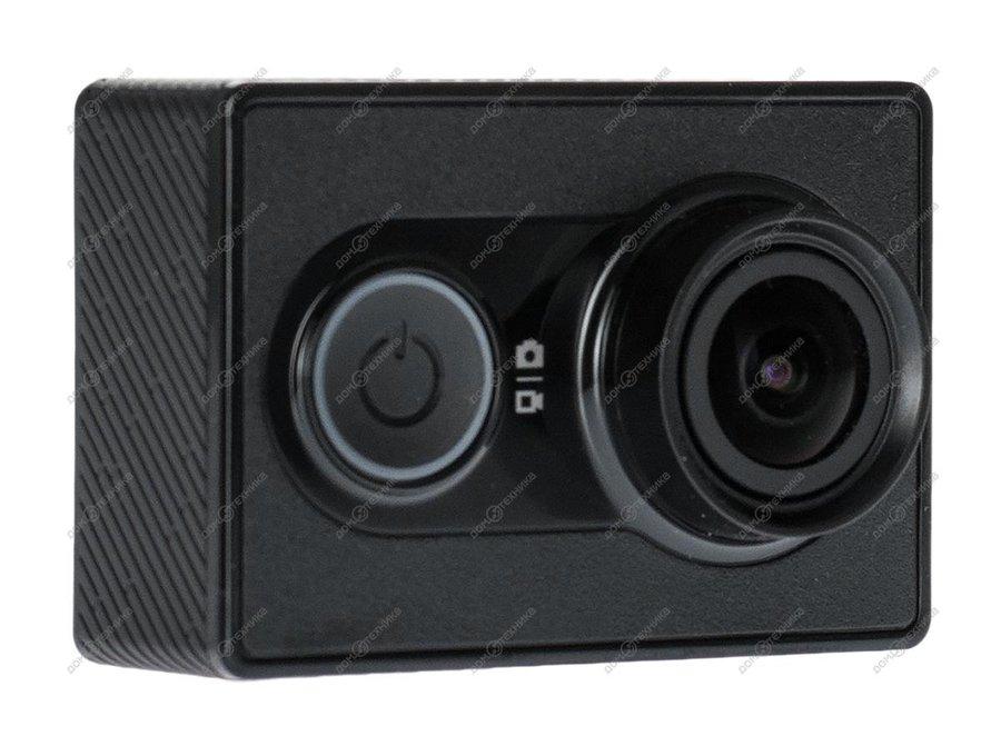 Xiaomi Экшн-камера XiaoYi Sport basic Чёрный
