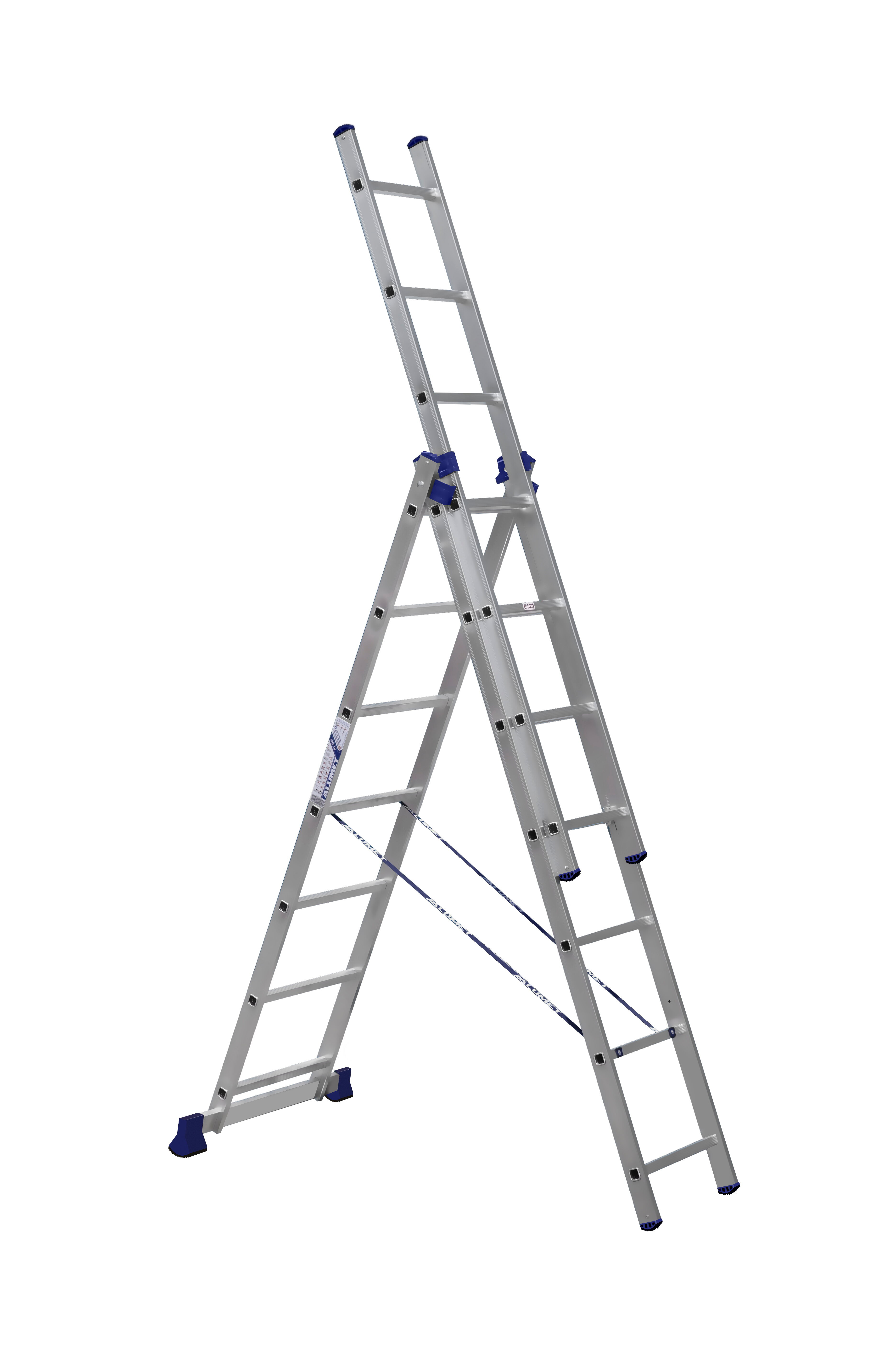Лестница алюминиевая 3* 7 (5307) Алюмет