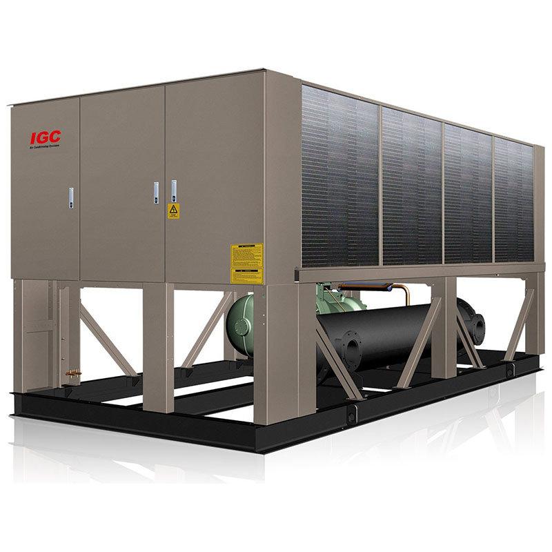 IGC IWCBS-500A/C Чиллер с воздушным охлаждением