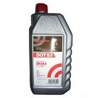 Тормозная жидкость BREMBO DOT 5.1 1л (L05010)