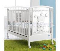 Детская кроватка Pali Birba Белый