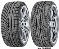 Автошина Зимние Michelin Pilot Alpin 4 245/40 R19 98V - фото 1
