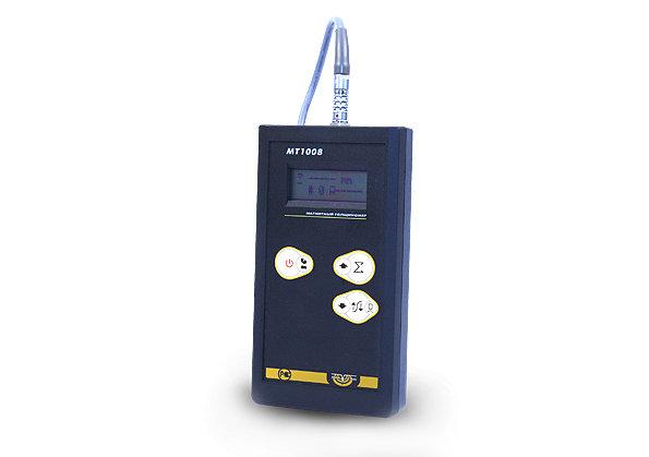 МТ-1008 толщиномер покрытий (Базовый комплект с датчиком ТМ2-01 (5-2000 мкм) со Свидетельством о Поверке)